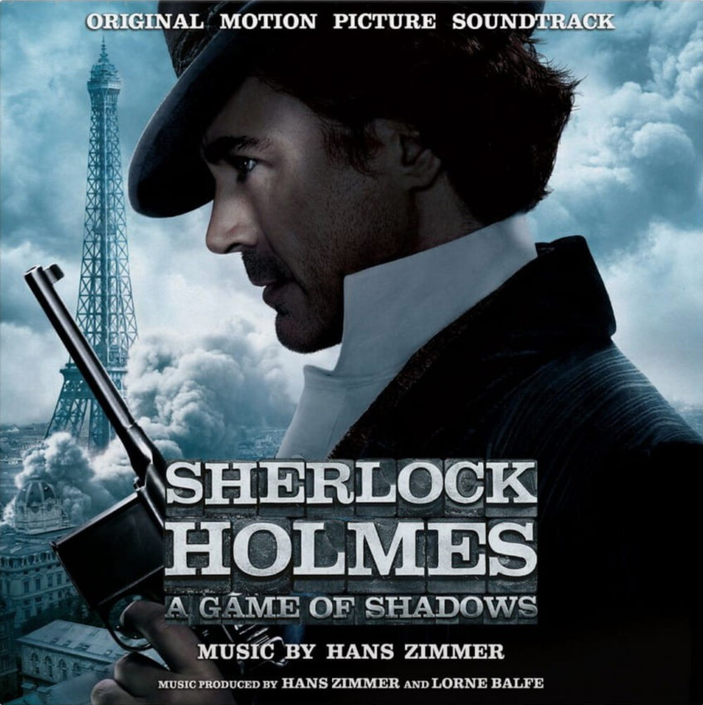 Hans Zimmer Colv Ltd Ogv - Sherlock Holmes: A Game Of Shadows / O.S.T. (Colv)