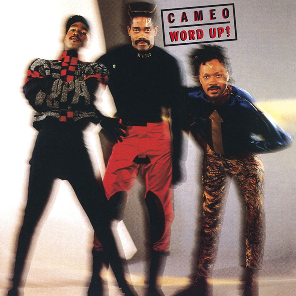Cameo - Word Up (Hol)