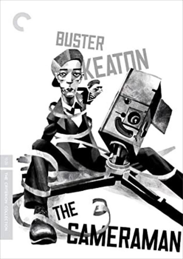 - Criterion Collection: Cameraman (2pc) (Silent)