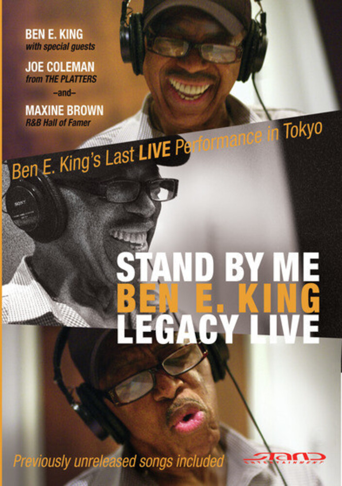 - Stand By Me: Ben E King Legacy Live / (Mod Ac3)