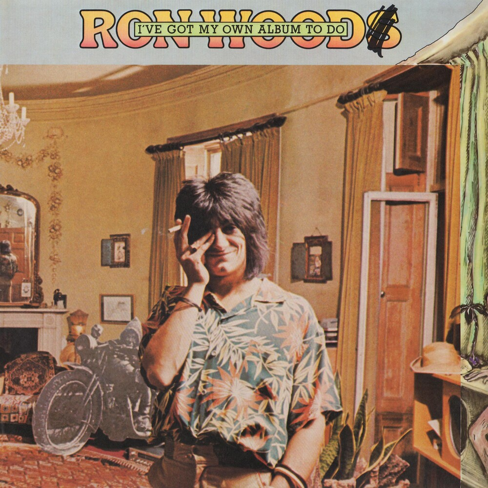 Ron Wood - I've Got My Own Album To Do (Audp) (Colv) (Ltd)