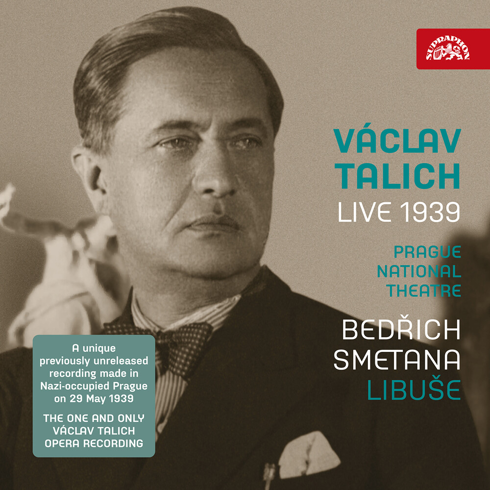 Smetana / Czech Philharmonic Orchestra / Talich - Libuse