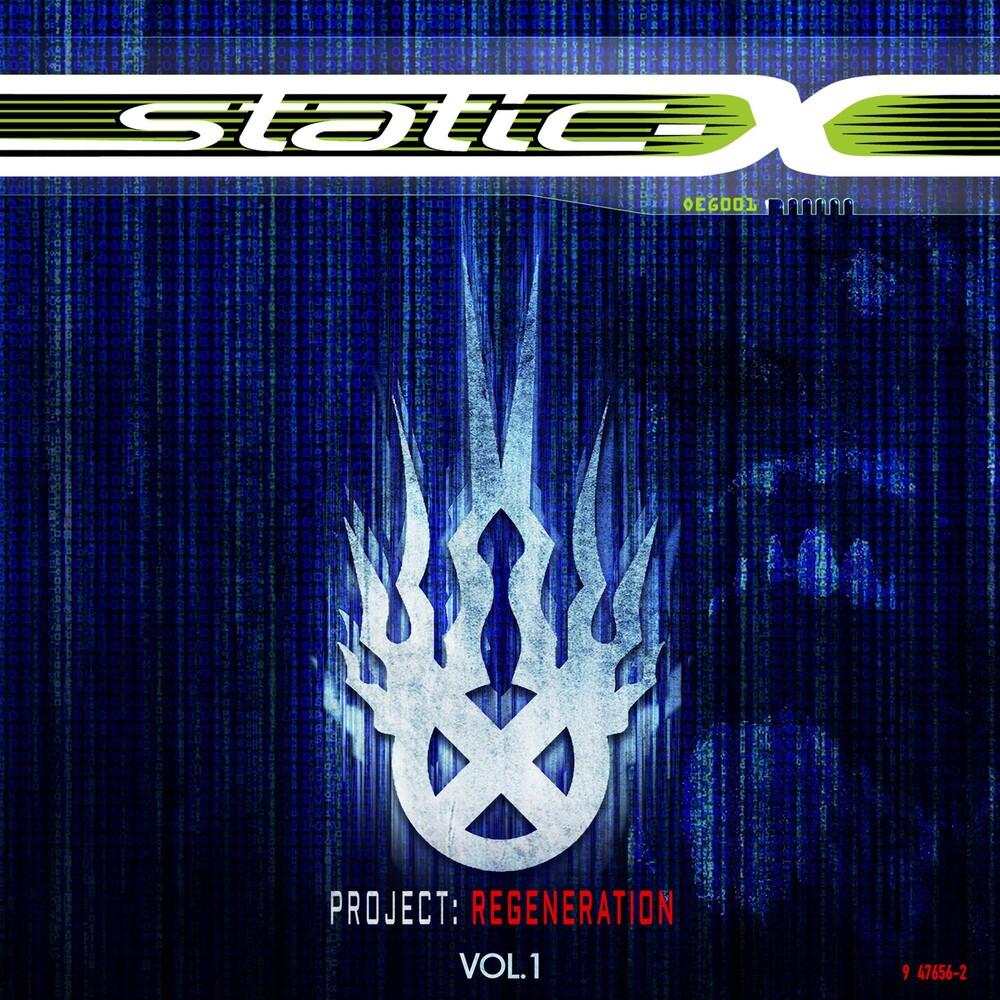 STATIC-X - Project Regeneration, Vol. 1 [LP]