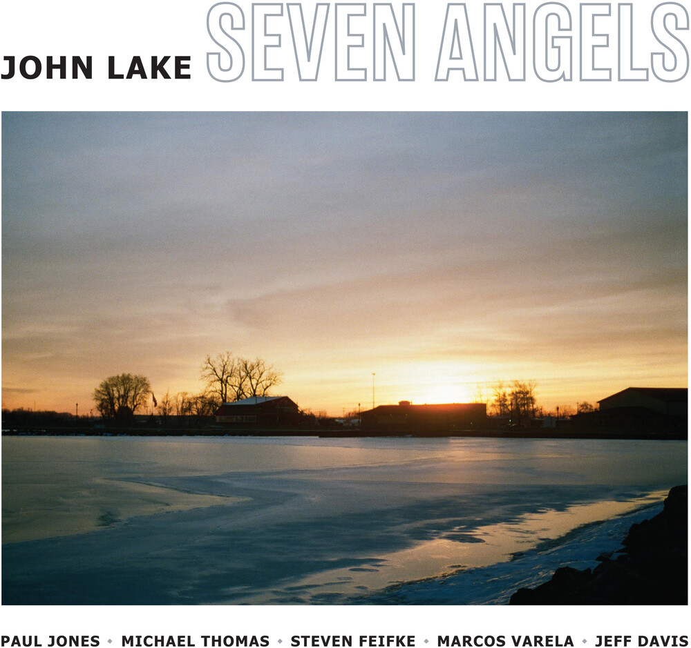 John Lake - Seven Angels [Digipak]