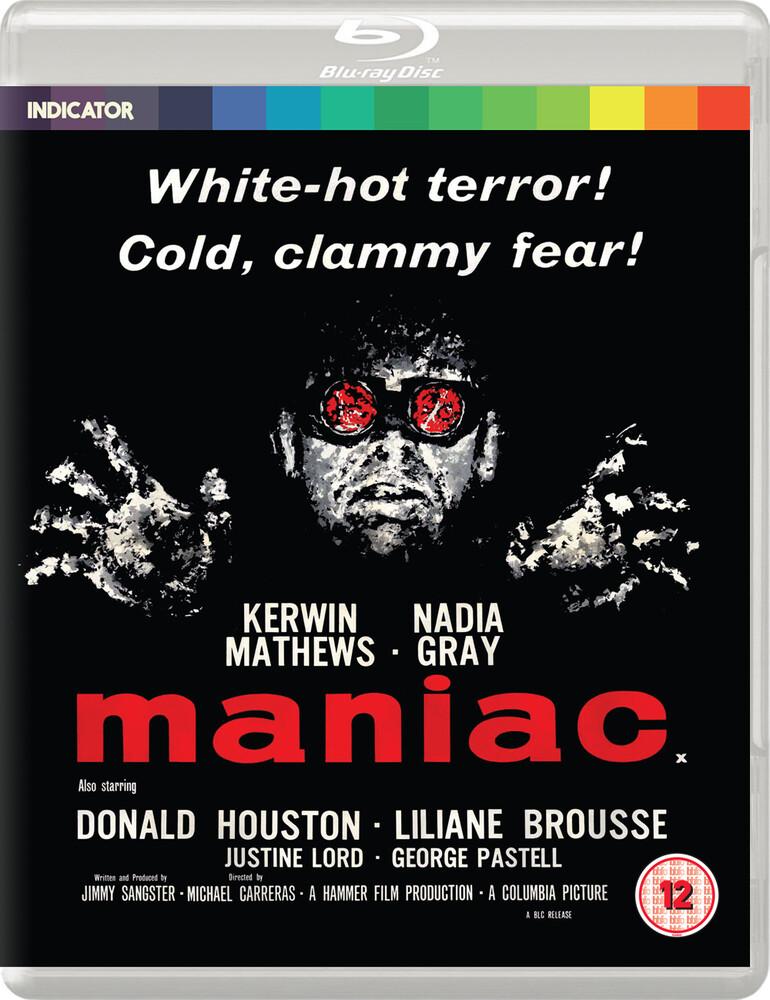 Maniac - Maniac / (Uk)