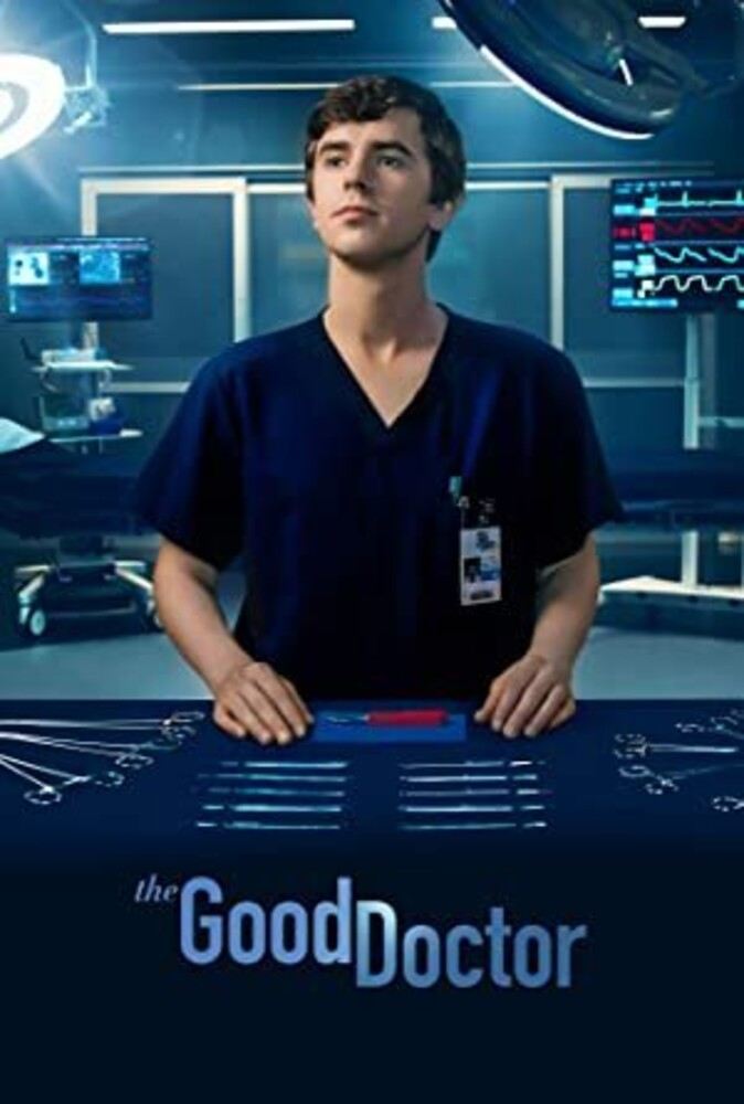 - Good Doctor: Season 3 (5pc) / (Box Ac3 Sub Ws)