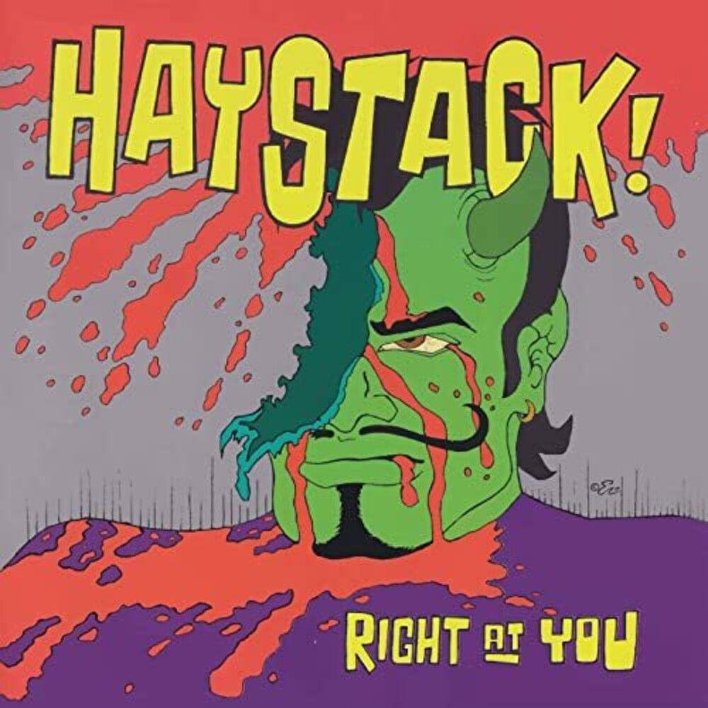 Haystack - Right At You [Indie Exclusive Limited Edition Green LP]