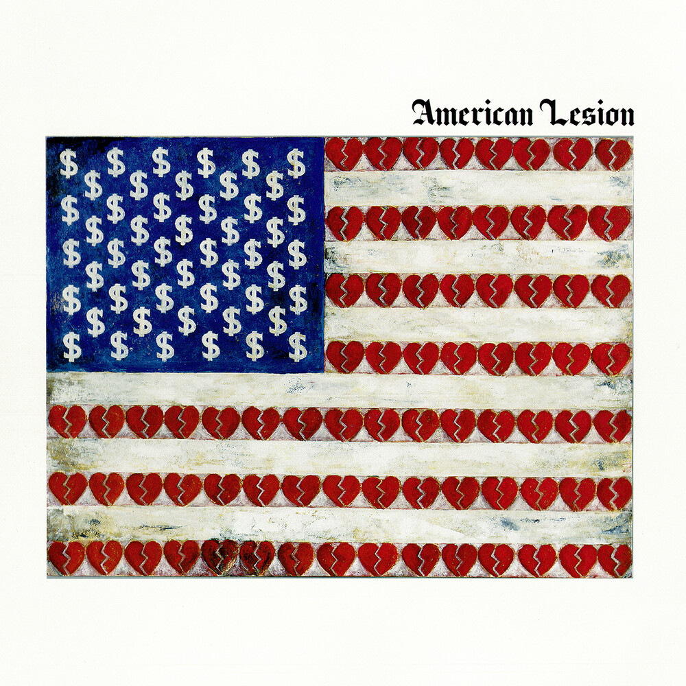 Greg Graffin - American Lesion [Translucent Red LP]