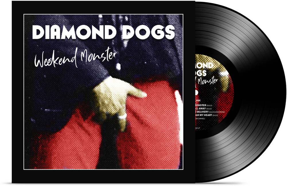 Diamond Dogs - Weekend Monster (Blk)