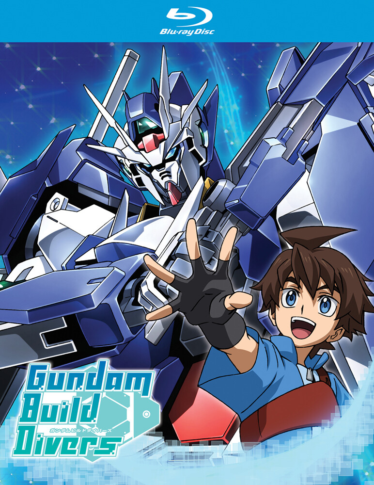 - Gundam Build Divers (4pc) / (Box)