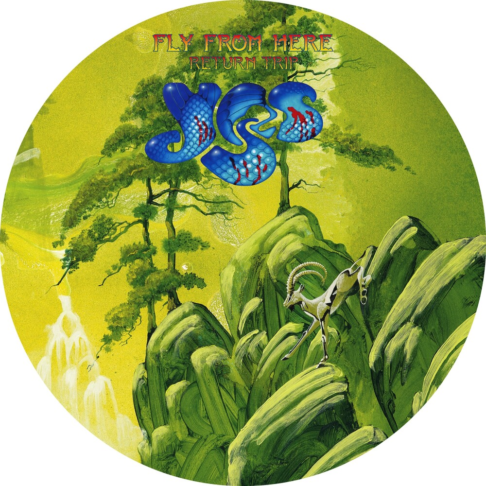Yes - Fly From Here: Return Trip (180gm Picture Disc) [Import]