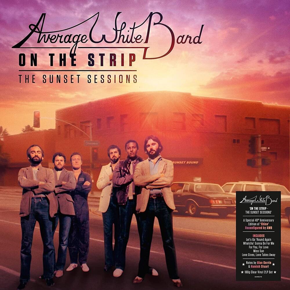 Average White Band - On The Strip: The Sunset Sessions (Cvnl) (Ogv)