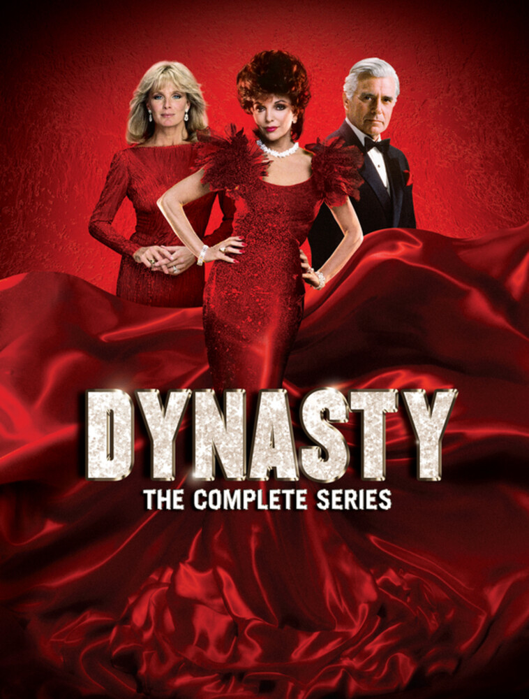 Dynasty: Complete Series - Dynasty: Complete Series (57pc) / (Box 3pk Dldm)