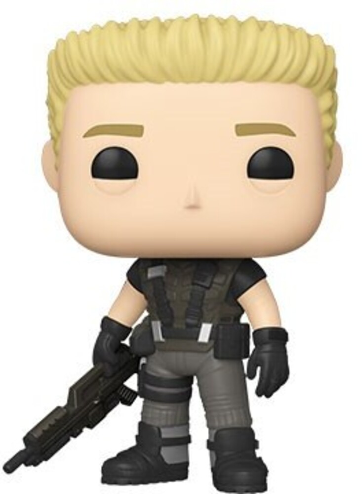 - FUNKO POP! MOVIES: Starship Troopers - Ace Levy