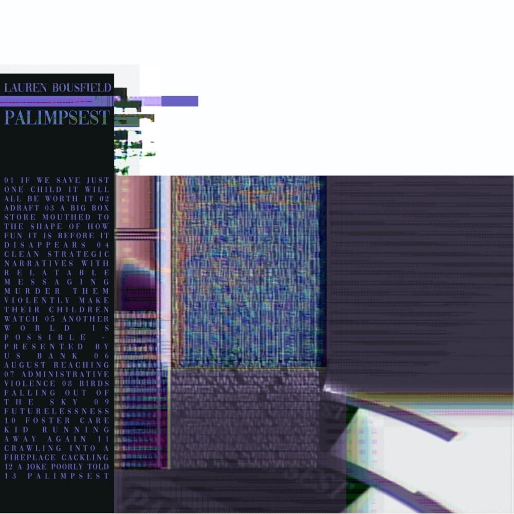 Lauren Bousfield - Palimpsest