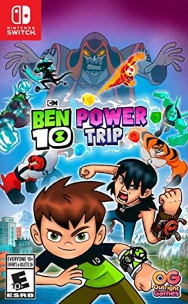 - Swi Ben 10 Power Trip