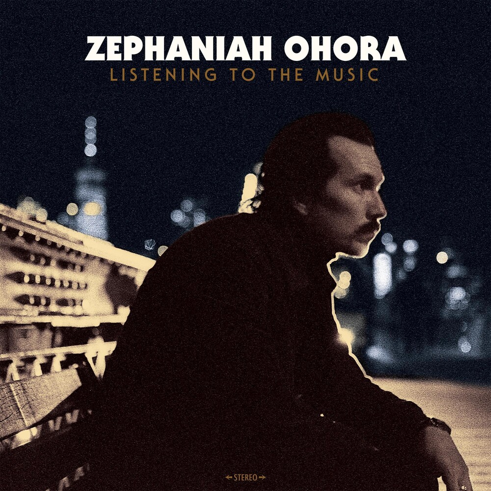 Zephaniah Ohora - Listening To The Music