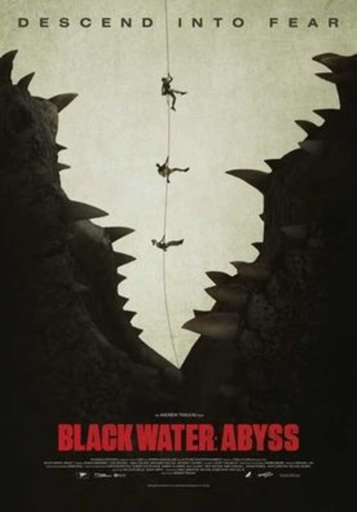 Black Water: Abyss DVD - Black Water: Abyss