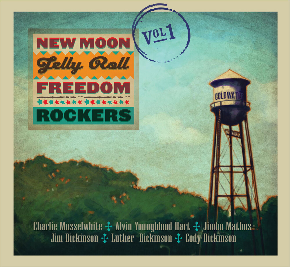New Moon Jelly Roll Freedom Rockers - New Moon Jelly Roll Freedom Rockers: Vol 1