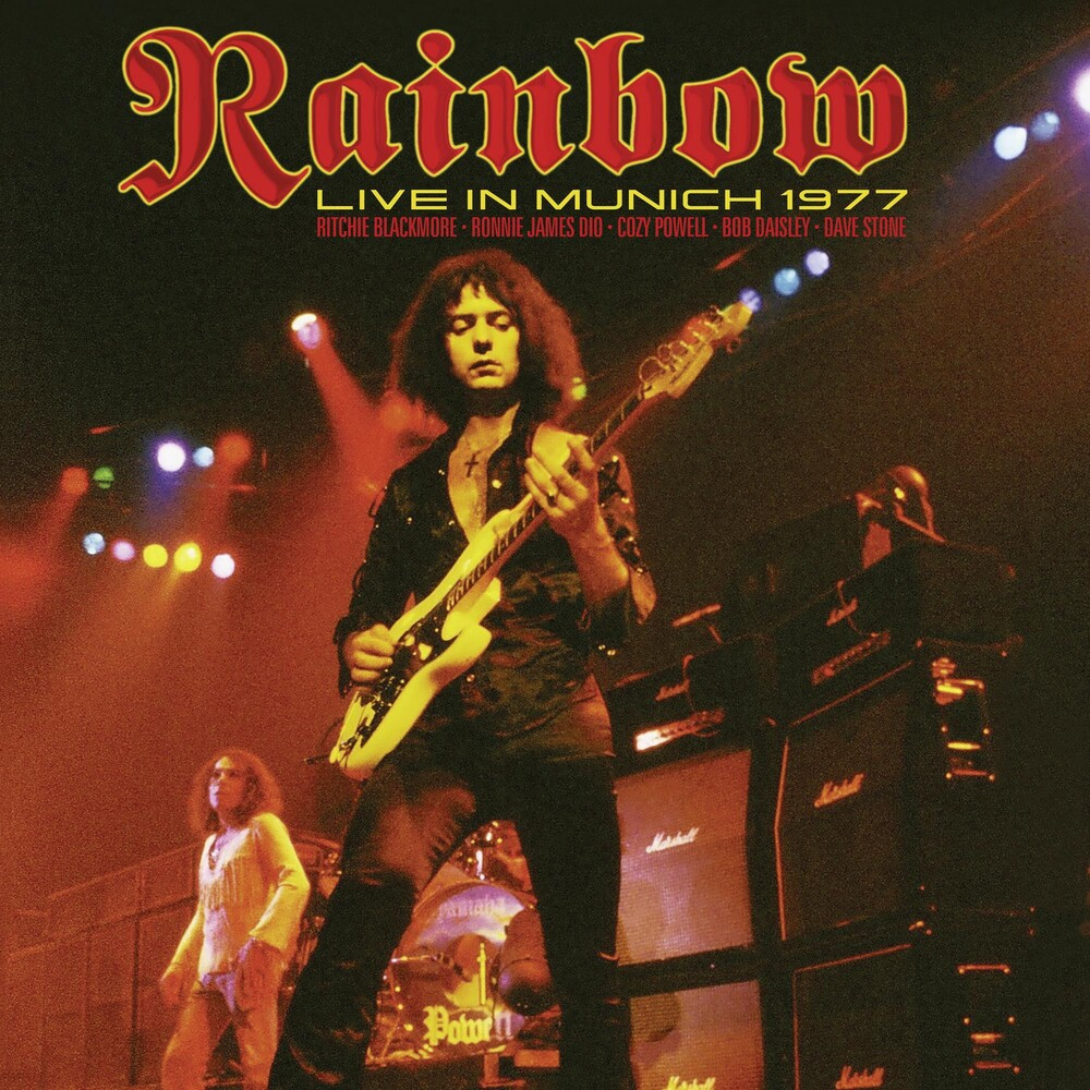 Rainbow - Live In Munich 1977 [Limited Edition 3LP]