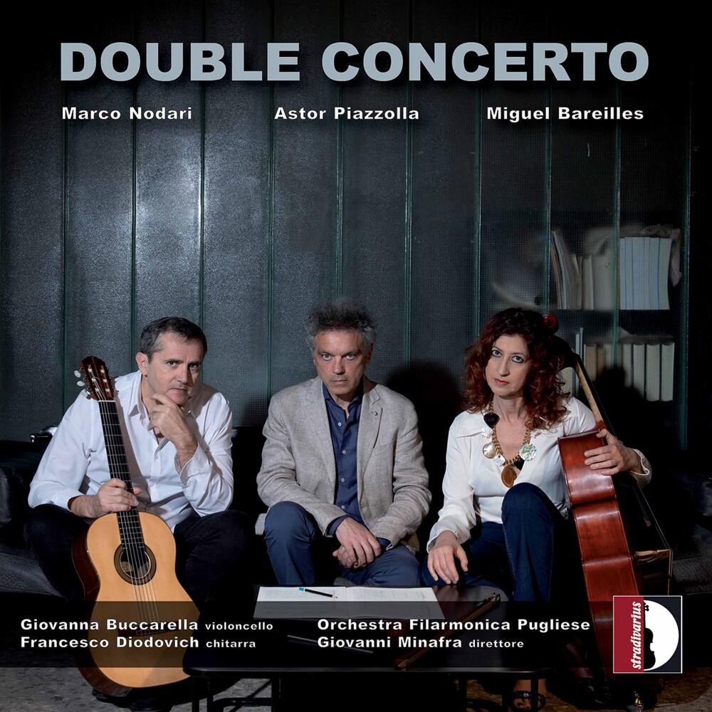 Giovanna Buccarella - Double Concerto