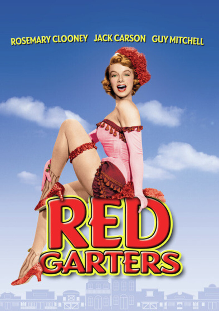 Red Garters - Red Garters / (Mod Mono)