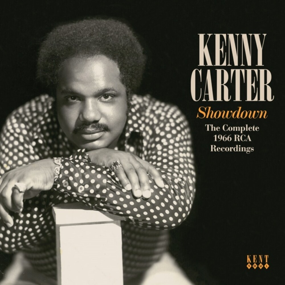 Kenny Carter - Showdown: Complete 1966 Rca Recordings (Uk)