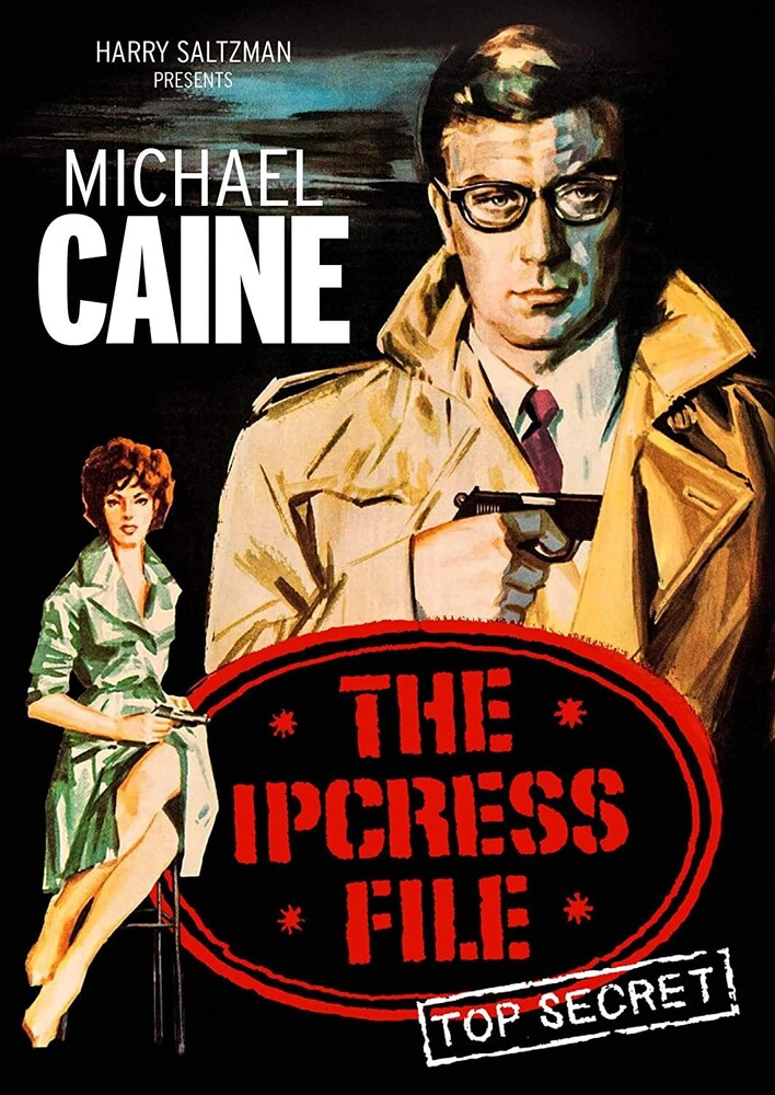 - Ipcress File (1965) / (Spec)