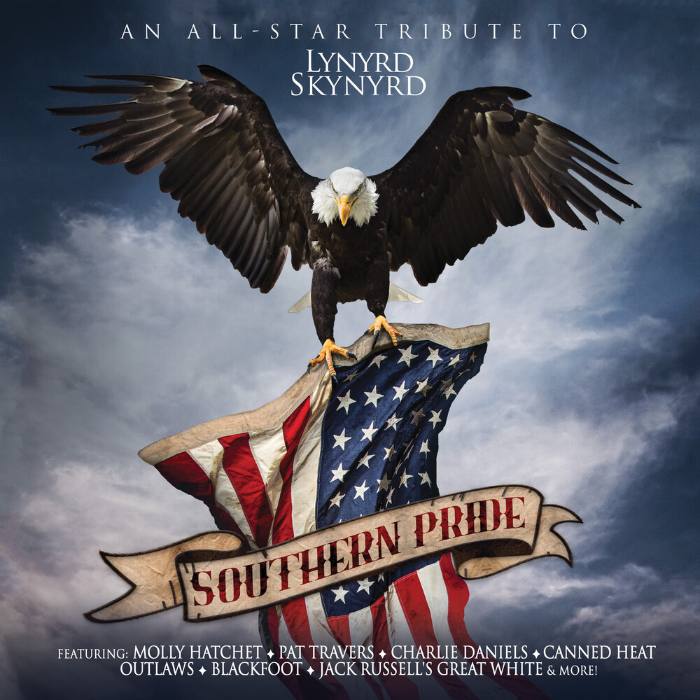 Southern Pride-All-Star Tribute To Lynyrd Skynyrd - Southern Pride - An All-Star Tribute To Lynyrd Skynyrd / Various
