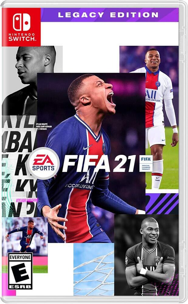 Swi FIFA 21 - FIFA 21 for Nintendo Switch