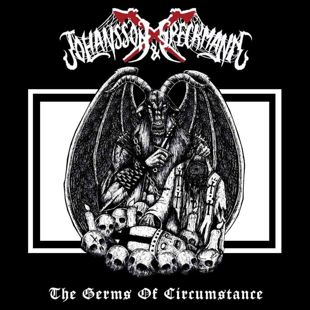 Johansson & Speckmann - THE GERMS OF CIRCUMSTANCE