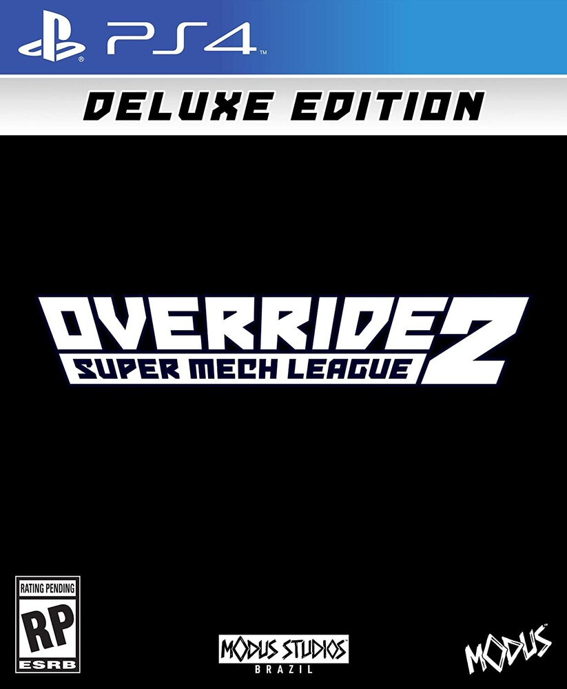Ps4 Override 2: Ultraman Deluxe Edition - Override 2: Deluxe Edition for PlayStation 4
