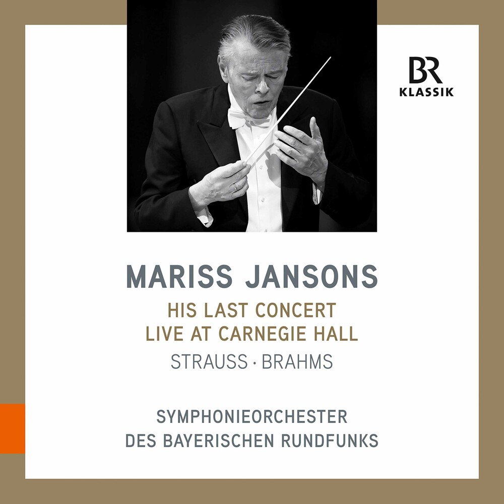 Bavarian Radio Symphony Orchestra - His Last Concert