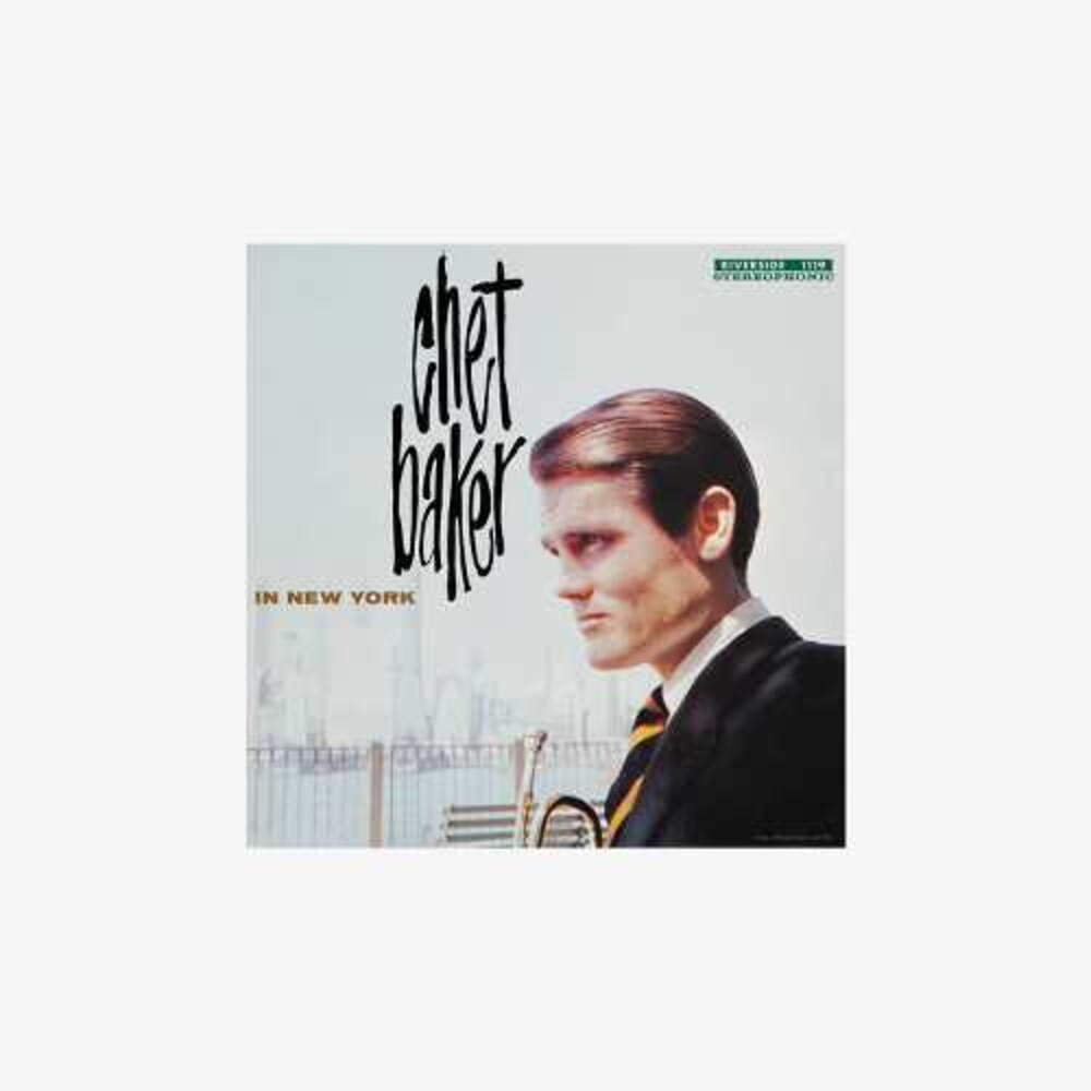 Chet Baker - Chet Baker In New York [LP]
