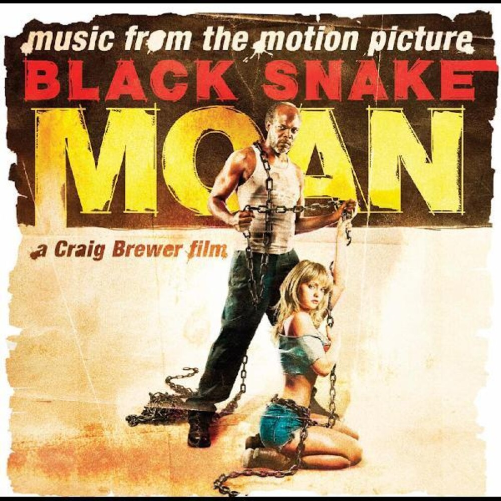 Various Artists - Black Snake Moan (Music From the Motion Picture) [Limited Edition Color LP]
