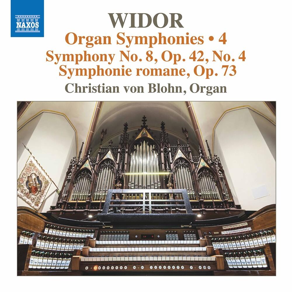 Christian Von Blohn - Organ Symphonies 5