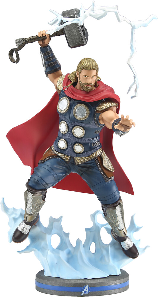 Pcs Collectibles - PCS Collectibles - Marvel Gamerverse Avengers Thor 1/10 PVC Statue