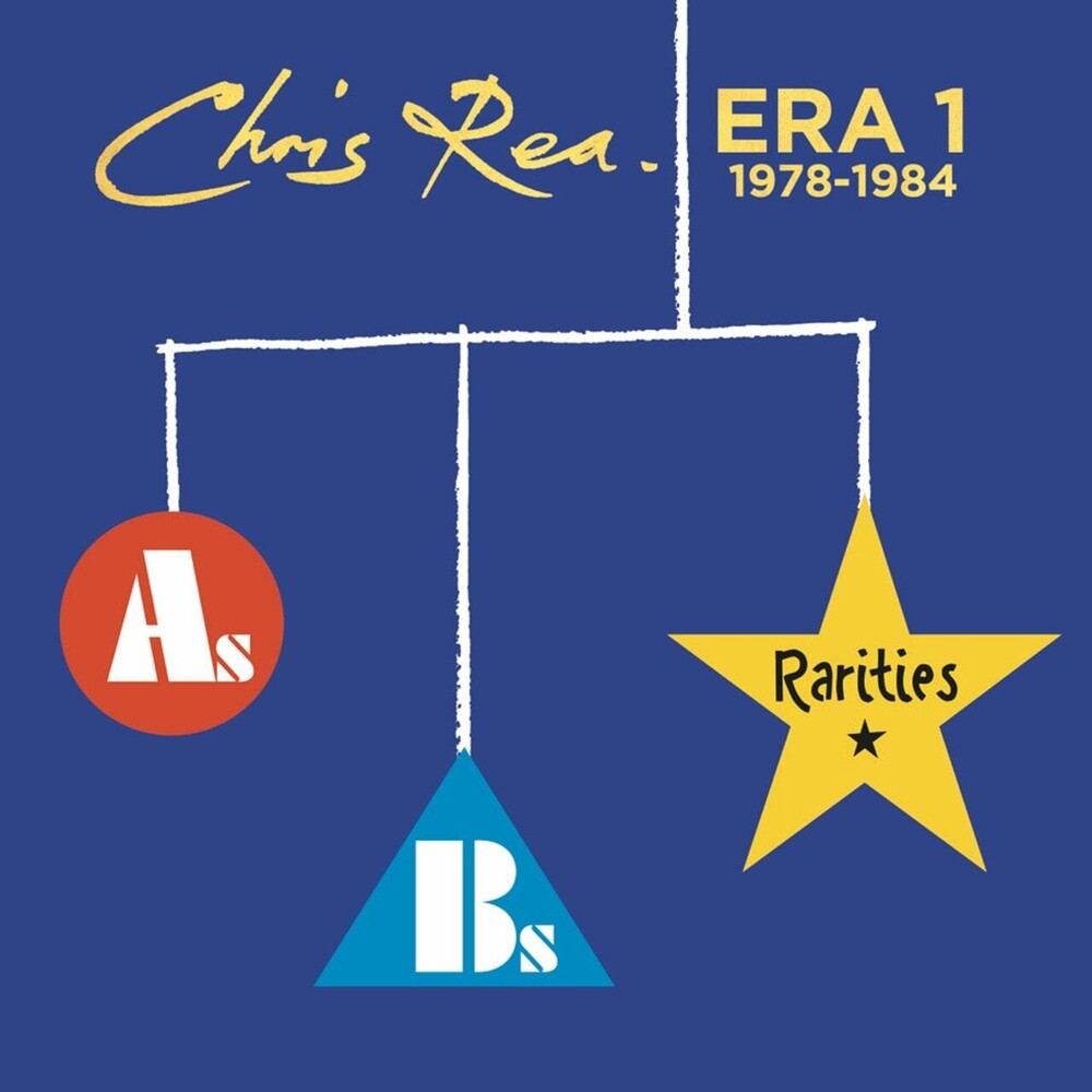 Chris Rea - Era 1: As Bs & Rarities 1978-1984