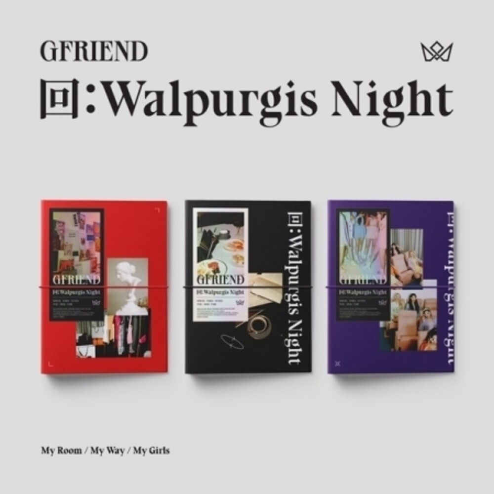 Gfriend - Walpurgis Night (Random Cover) (W/Book) [With Booklet]