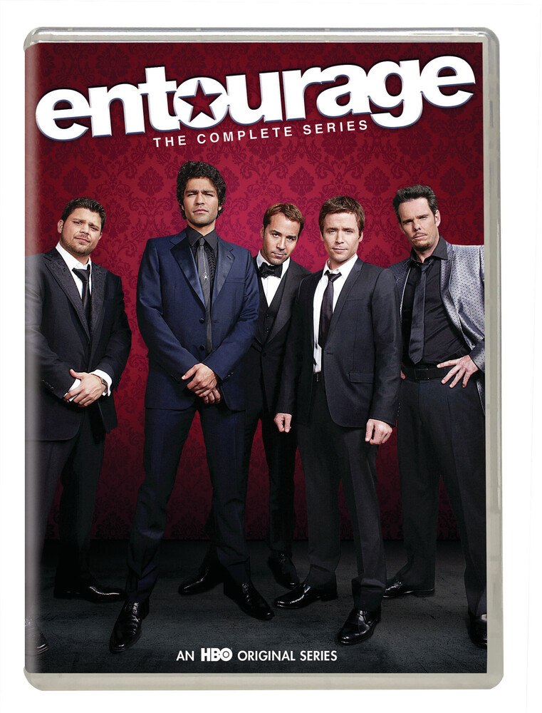 Seth Green - Entourage: Complete Series (18pc) / (Box Rpkg)
