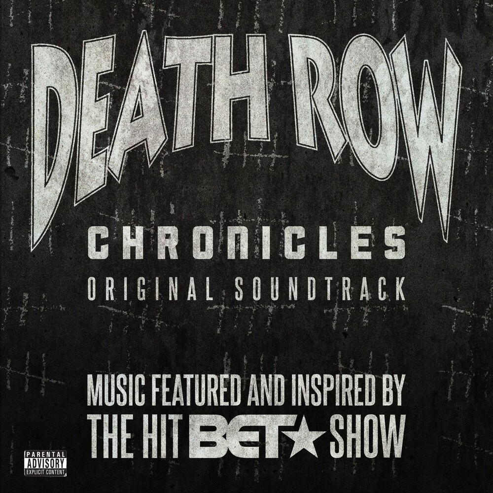- Death Row Chronicles (Original Soundtrack) (Blue Vinyl)