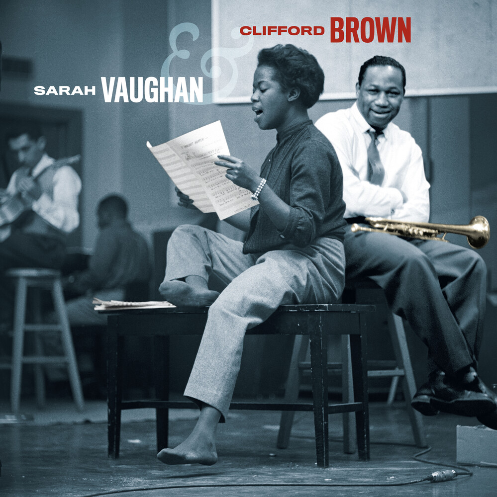 Sarah Vaughan / Brown,Clifford - Sarah Vaughan & Clifford Brown [180-Gram Colored Vinyl With BonusTracks]