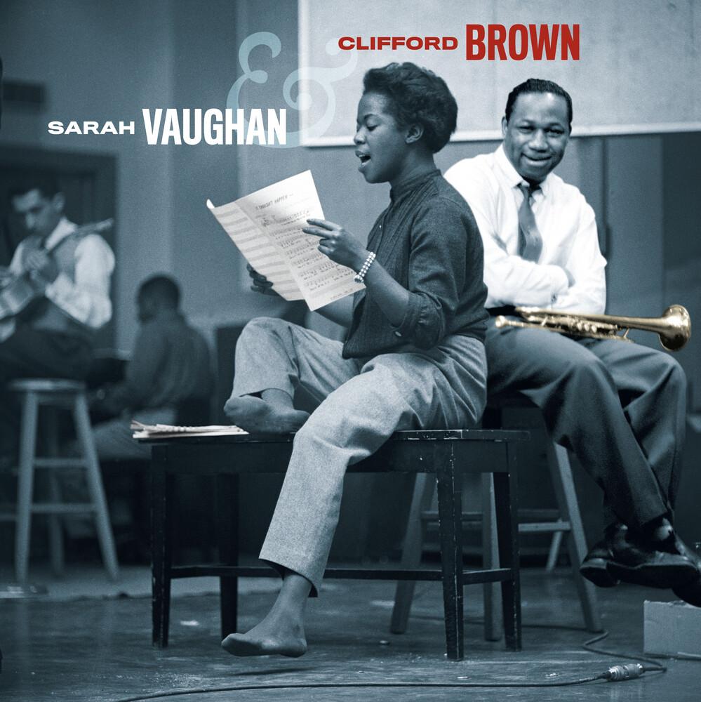 Sarah Vaughan / Brown,Clifford - Sarah Vaughan & Clifford Brown [180-Gram Colored Vinyl With BonusTracks]