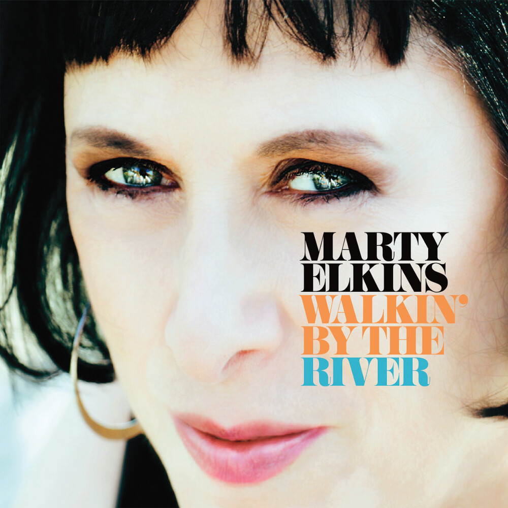 Marty Elkins - Walkin' By The River