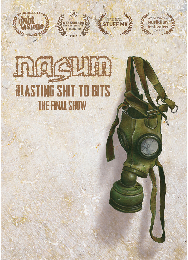 Nasum - Blasting Shit To Bits