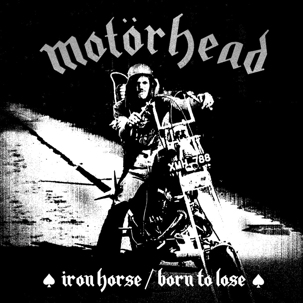 Motorhead / Lemmy - Iron Horse / Born To Lose [Limited Edition]