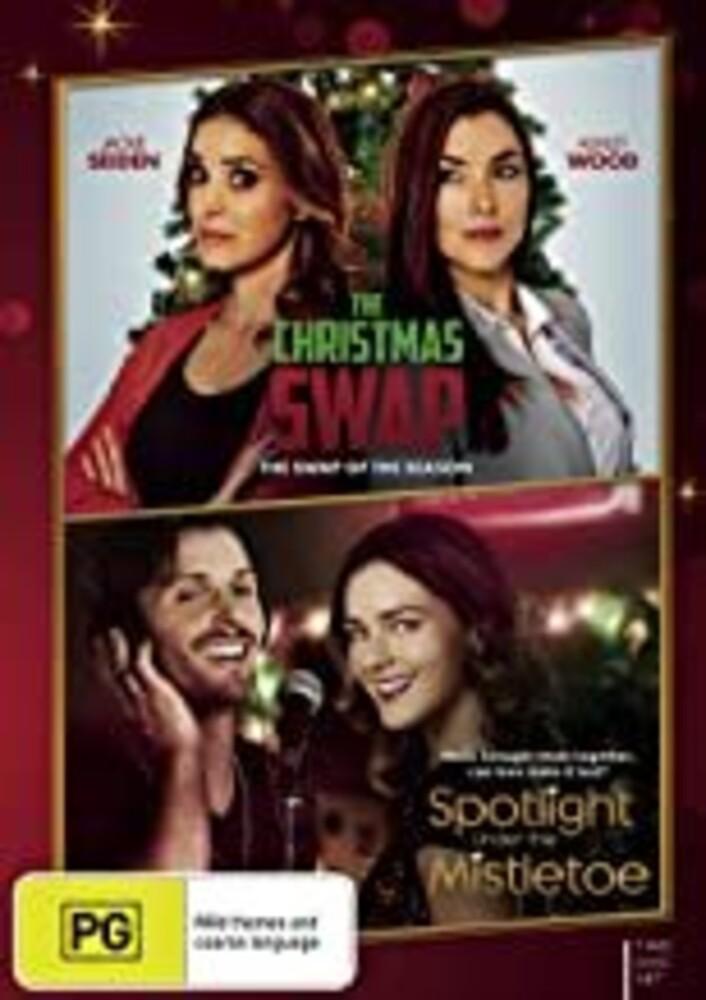 Christmas Swap / Spotlight Under the Mistletoe - Christmas Swap / Spotlight Under The Mistletoe [NTSC/0]