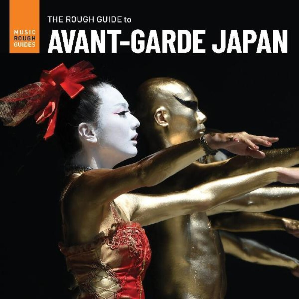 Rough Guide To Avant-Garde Japan / Various - Rough Guide To Avant-garde Japan (Various Artists)