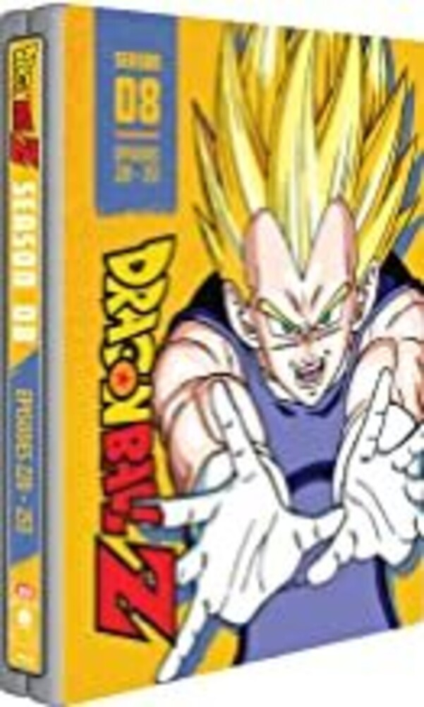 Dragon Ball Z - 4:3 - Season 8 - Dragon Ball Z - 4:3 - Season 8