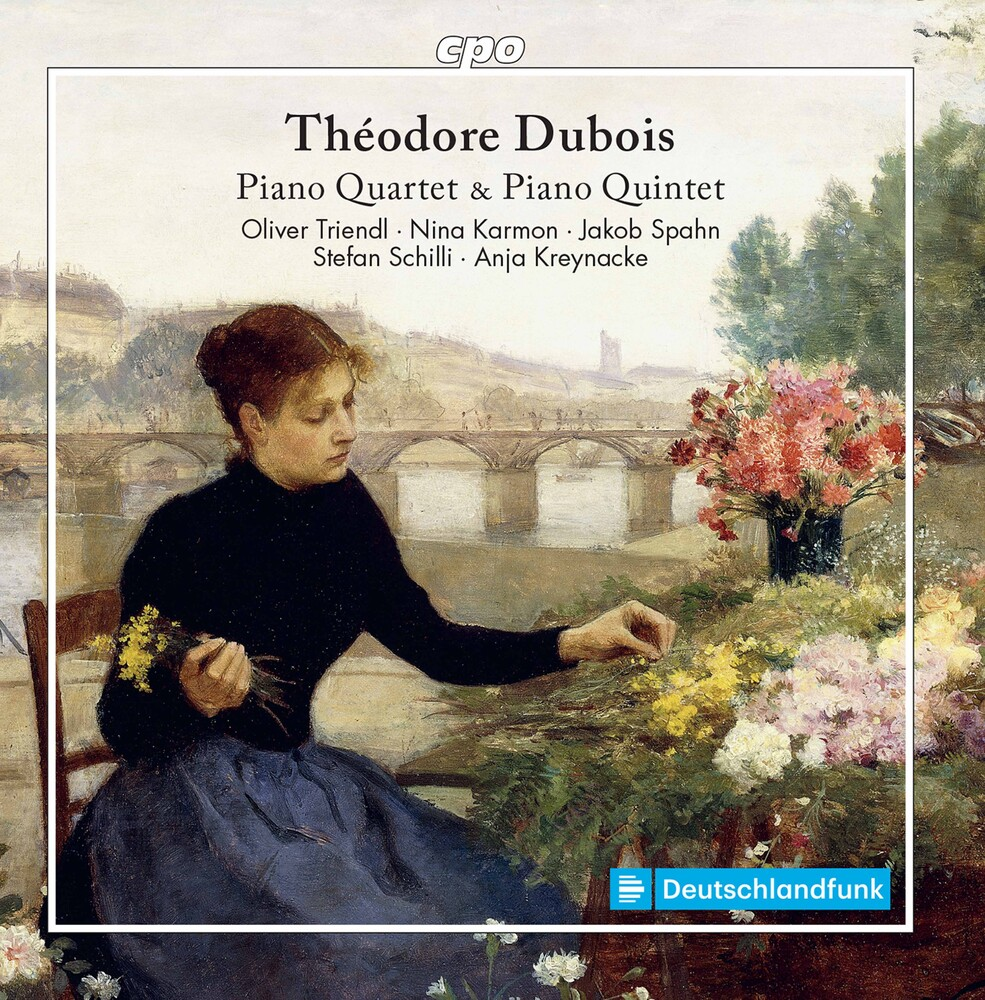 Dubois / Triendl / Schilli - Piano Quintet / Piano Quartet